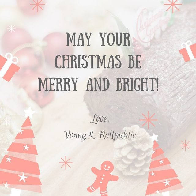 Have a safe and jolly Christmas everyone !