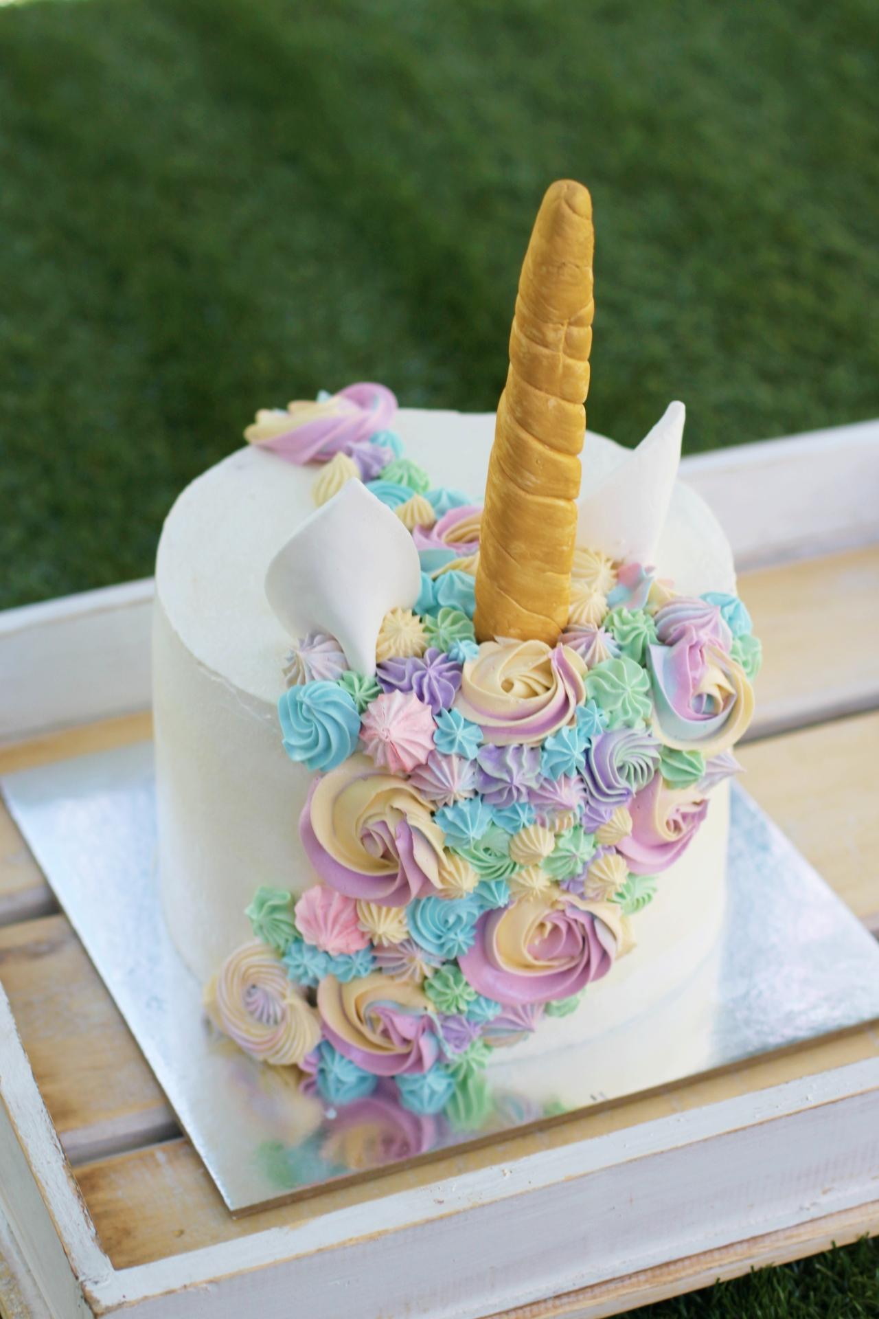 Google Images Unicorn Cake